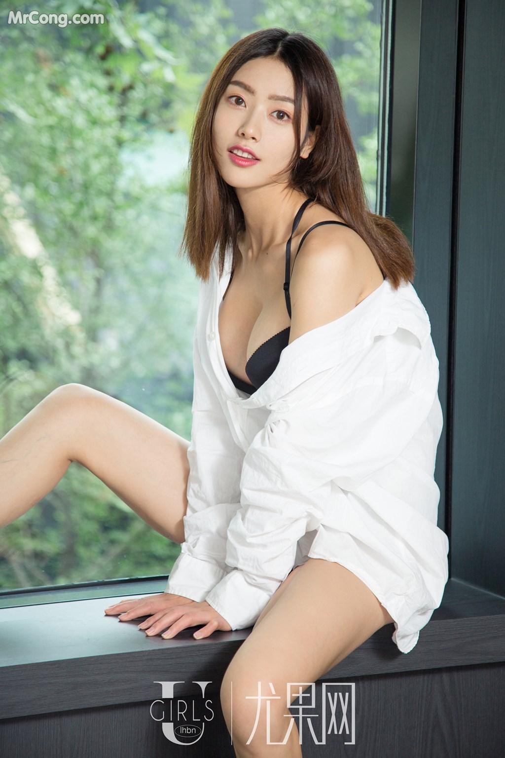 Image UGIRLS-U290-Fang-Zi-Xuan-MrCong.com-023 in post UGIRLS U290: Người mẫu Fang Zi Xuan (方子萱) (66 ảnh)