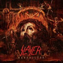 Pride in Prejudice lyrics from the album repentless by slayer