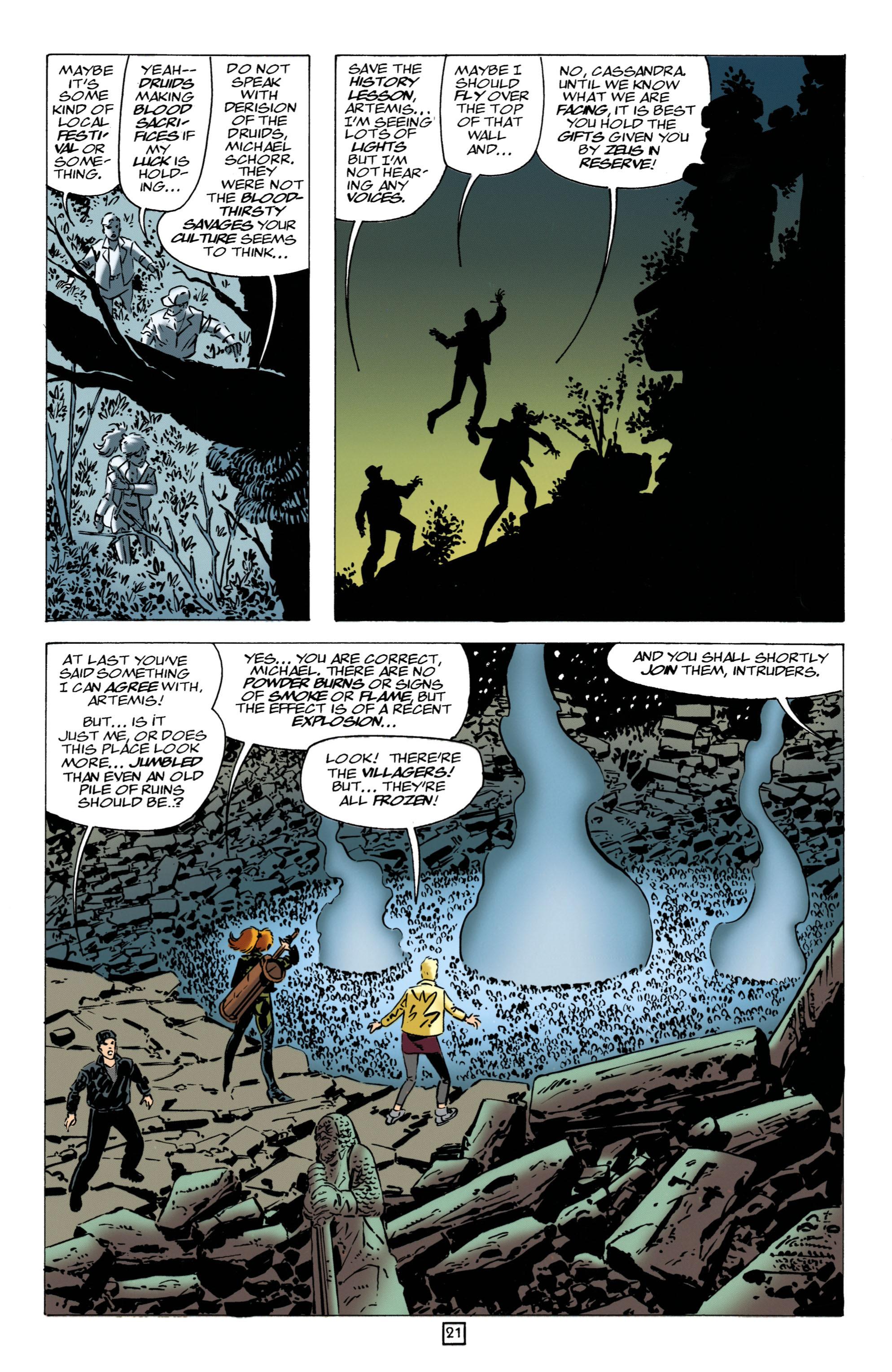 Read online Wonder Woman (1987) comic -  Issue #131 - 21