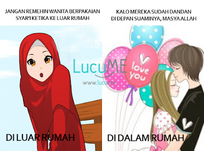 3 Meme Mahmud Challenge Syar'i Ini Bikin Suami Tenang, Masya Allah
