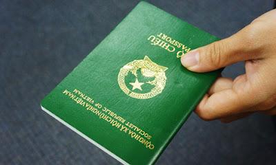 Báo giá dịch vụ làm hộ chiếu nhanh tại Hà Nội - 0982.859.613