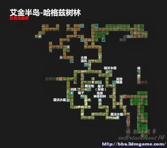 魔法門10 遺產 (Might & Magic X Legacy) 第二章地圖攻略 | 娛樂計程車