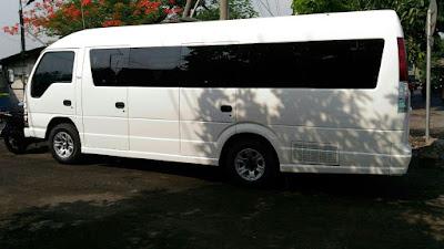 Sewa Minibus Sidoarjo Poedjotrans