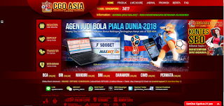 Bandar Bola Piala Dunia Judi LiveCasino Sbobet 338a Online CGOAsia