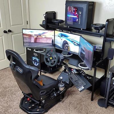 meja gaming keren