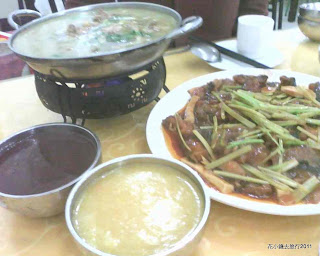 背包豬吃在西安[背包火車遊3]