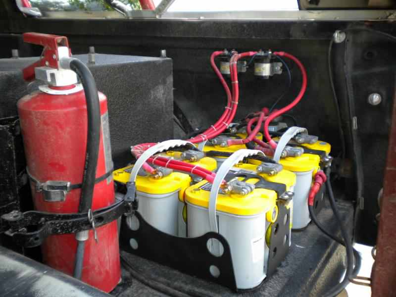 Car Battery System : How to fix car audio system thats dimming headlights