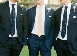 What Should A Man Wear To A Wedding