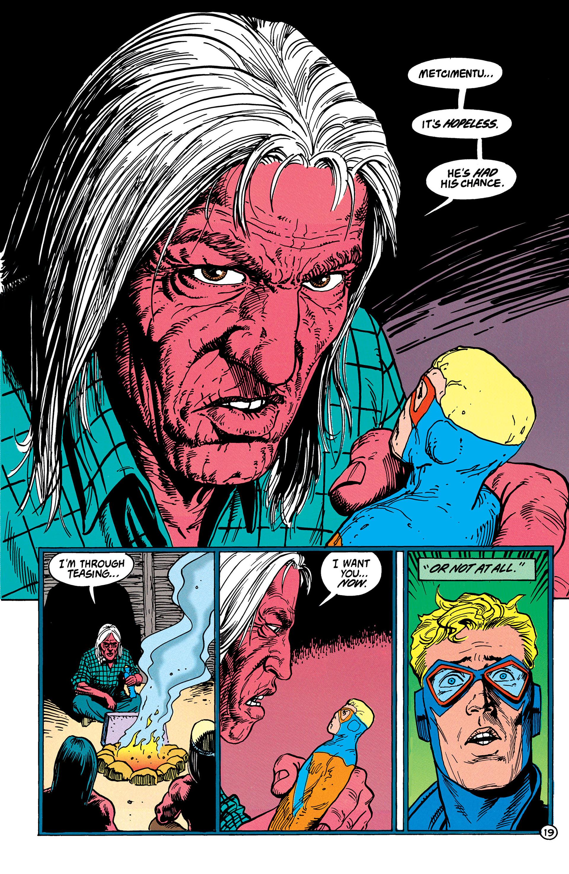 Read online Animal Man (1988) comic -  Issue #37 - 20