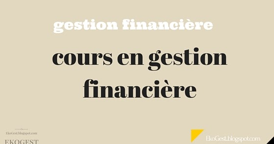 Gestion comptable et financi re pdf t l charger 2 cours for Table financiere
