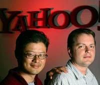 David Filo dan Jerry Yang - Yahoo! Inc