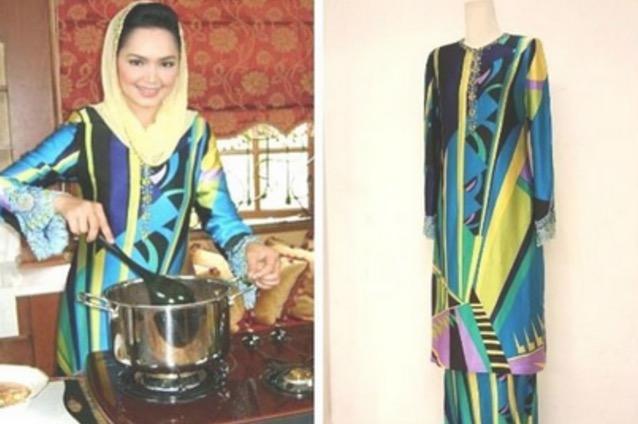 Siti Nurhaliza Jual Baju Kesayangan Miliknya