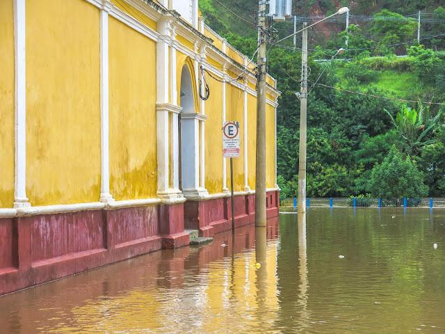 Enchente do Rio Paraitinga