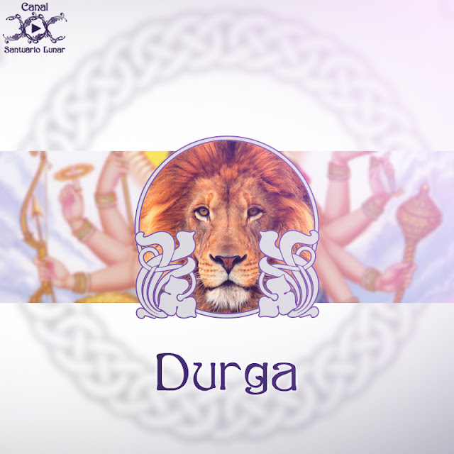 Durga - Goddess of Protection and Mother of the Universe | Wicca, Magic, Witchcraft, Paganism