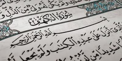 { Hikmah Membaca Surat Al-Kahfi Di Hari Jum'at }
