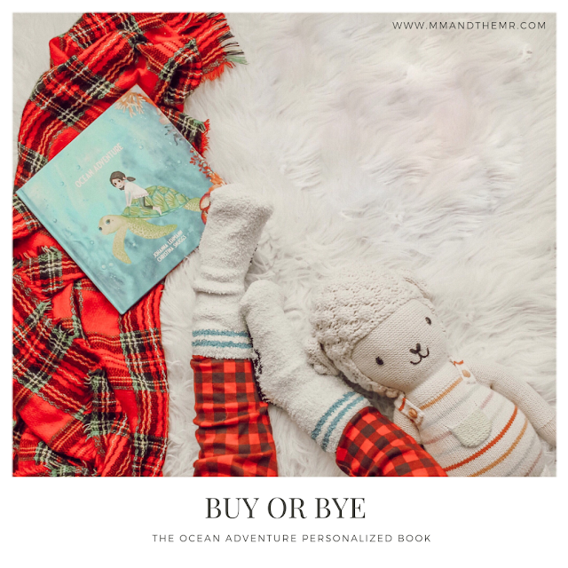 cozy winter picture with book and stuffed animal