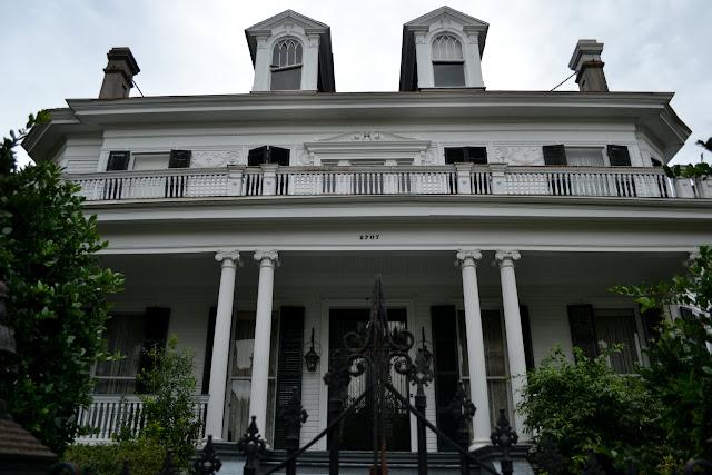 Район Садов - Новый Орлеан (Garden District, New Orleans)