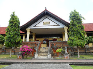 Museum Semarajaya Klungkung Bali