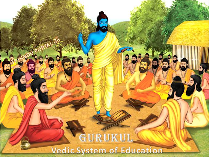 ASHRAMA or Gurukul - Vedic System of Education