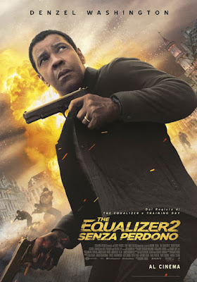 The Equalizer 2 Washington