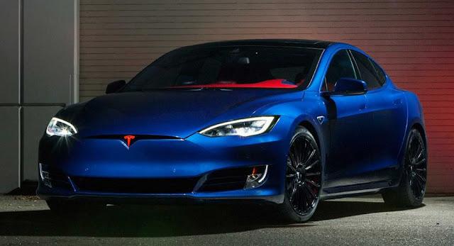 Tesla, Tesla Model S, Tuning