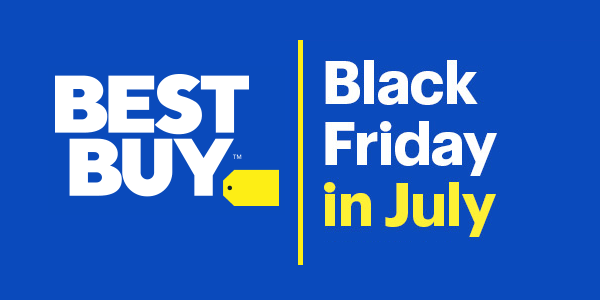 Best Buy's Black Friday in July sales include deals on Apple
