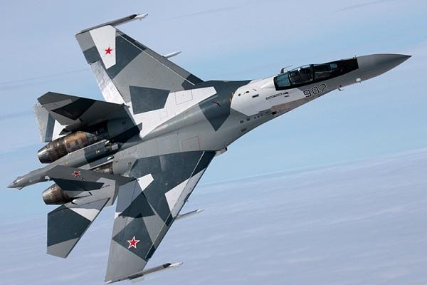 Sukhoi Su-35 Pekan ini akan Dibeli TNI lengkap dengan persenjataan