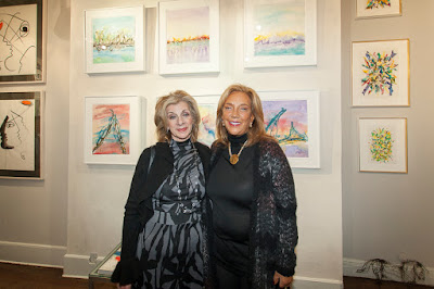 Denise Rich, Leonard Tourne Gallery