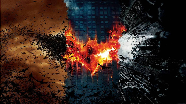 Batman Dark Knight Trilogy HD Wallpaper