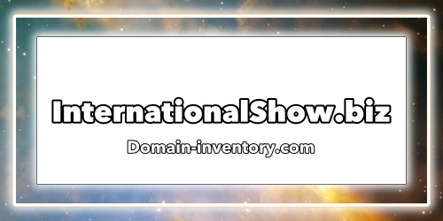 internationalshow.biz