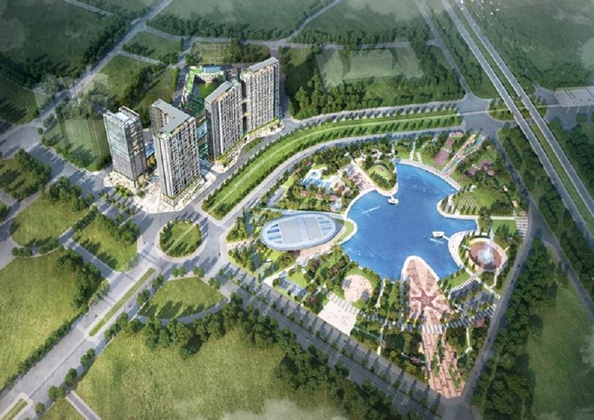 Chung cư Golden Palace A Lê Quang Đạo Mễ Trì