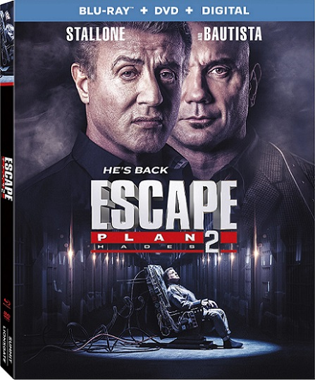 Escape Plan 2: Hades (2018) 720p y 1080p BDRip mkv Dual Audio AC3 5.1 ch