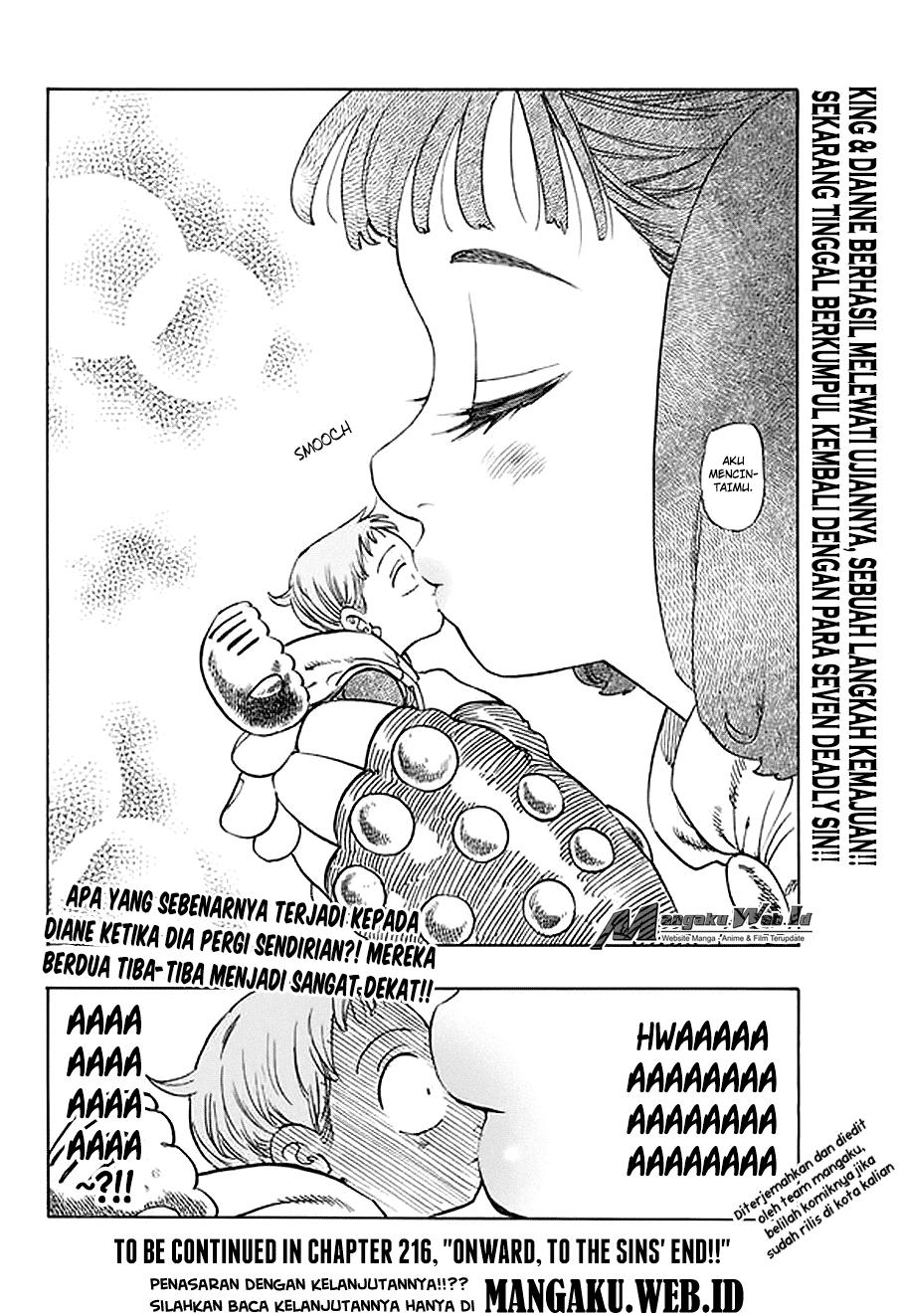 Nanatsu No Taizai: Chapter 215 - Page 20