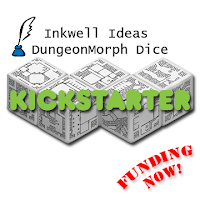 Cool Kickstarter from some DungeonMorph Dice