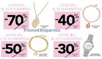 Logo Stroili Oro: una selezione di gioielli scontati dal 20% e fino al 70%! Imperdibile!