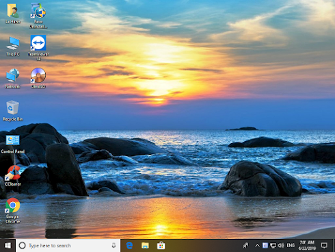 Bộ cài Windows 10 Pro for Workstations, Version 1809, OS Build 17763.592 (64-bit)