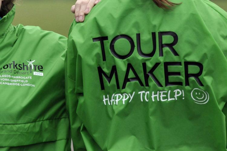 Tour de Yorkshire Tour Makers