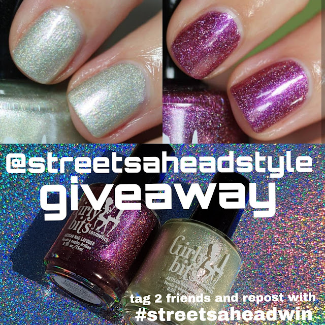 Girly Bits Giveaway