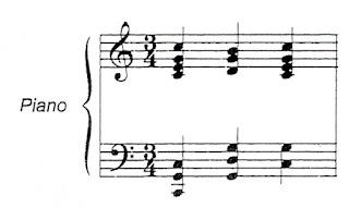 Doubling piano