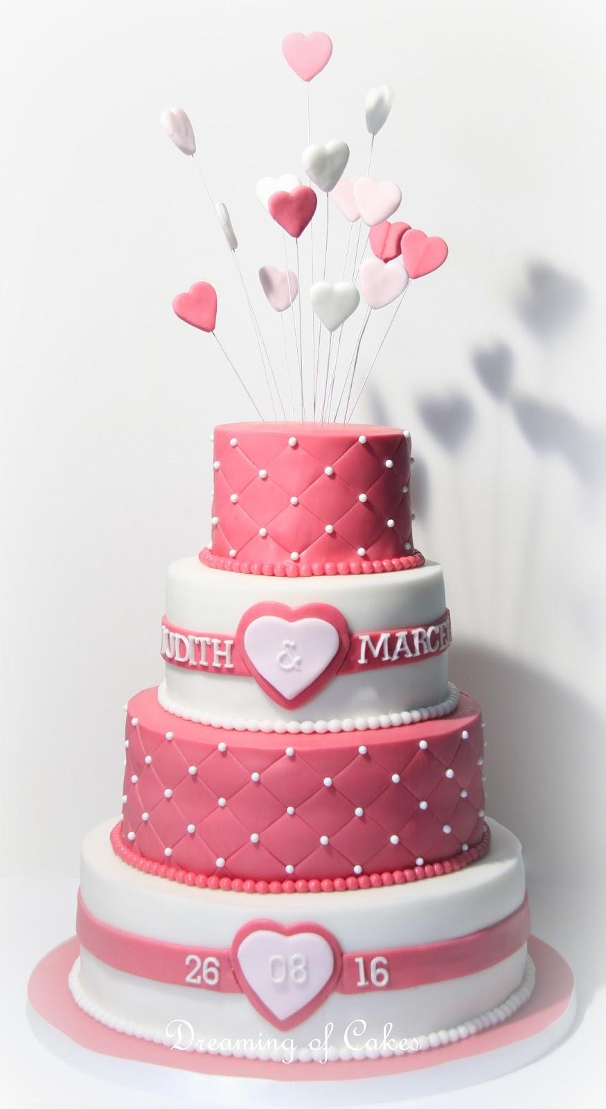 Heb Wedding Cakes 21 Inspirational Deze prachtige bruidstaart heb