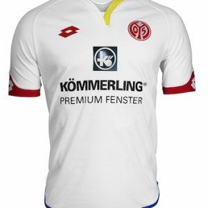 Seconda Maglia FC Bayern München Jonathan Meier