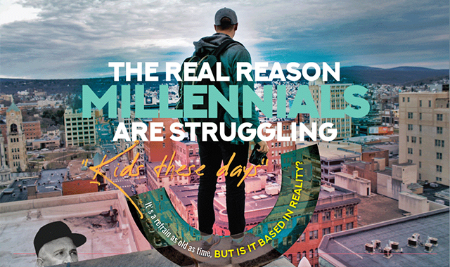 Varnished Perceptions Vs Unvarnished Reality: Why Millennial Bashing is Unfair