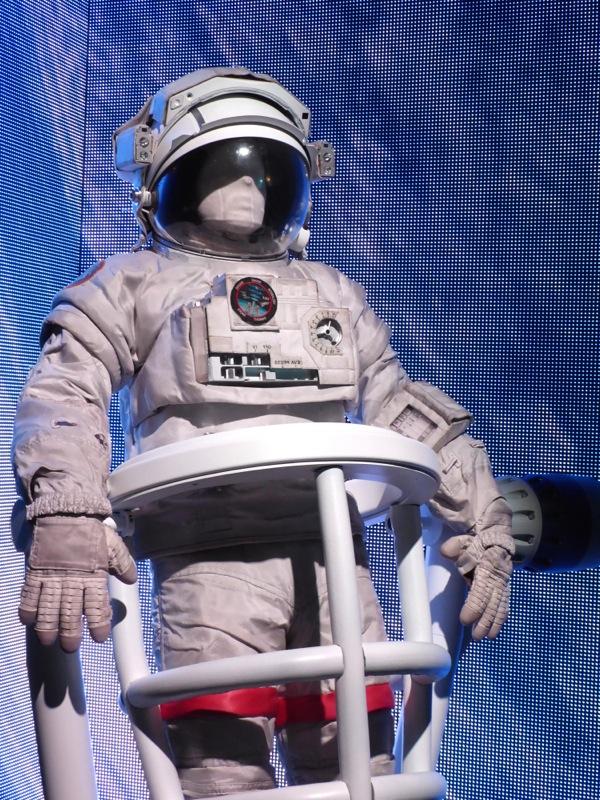 George Clooney Gravity Astronaut costume