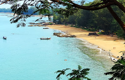 Khao Lak Beach Holiday Picture