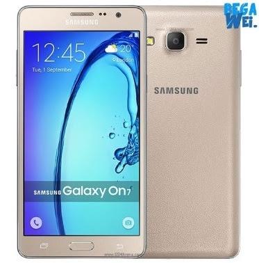 Kelebihan dan Kekurangan HP Samsung Galaxy On7, Spesifikasi HP Samsung Galaxy On7
