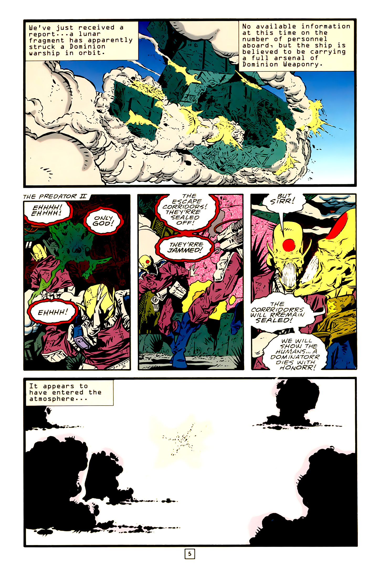 Legion of Super-Heroes (1989) 19 Page 5