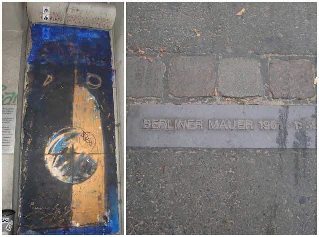 Curiosidades e mistérios de Berlim - muro de Berlim