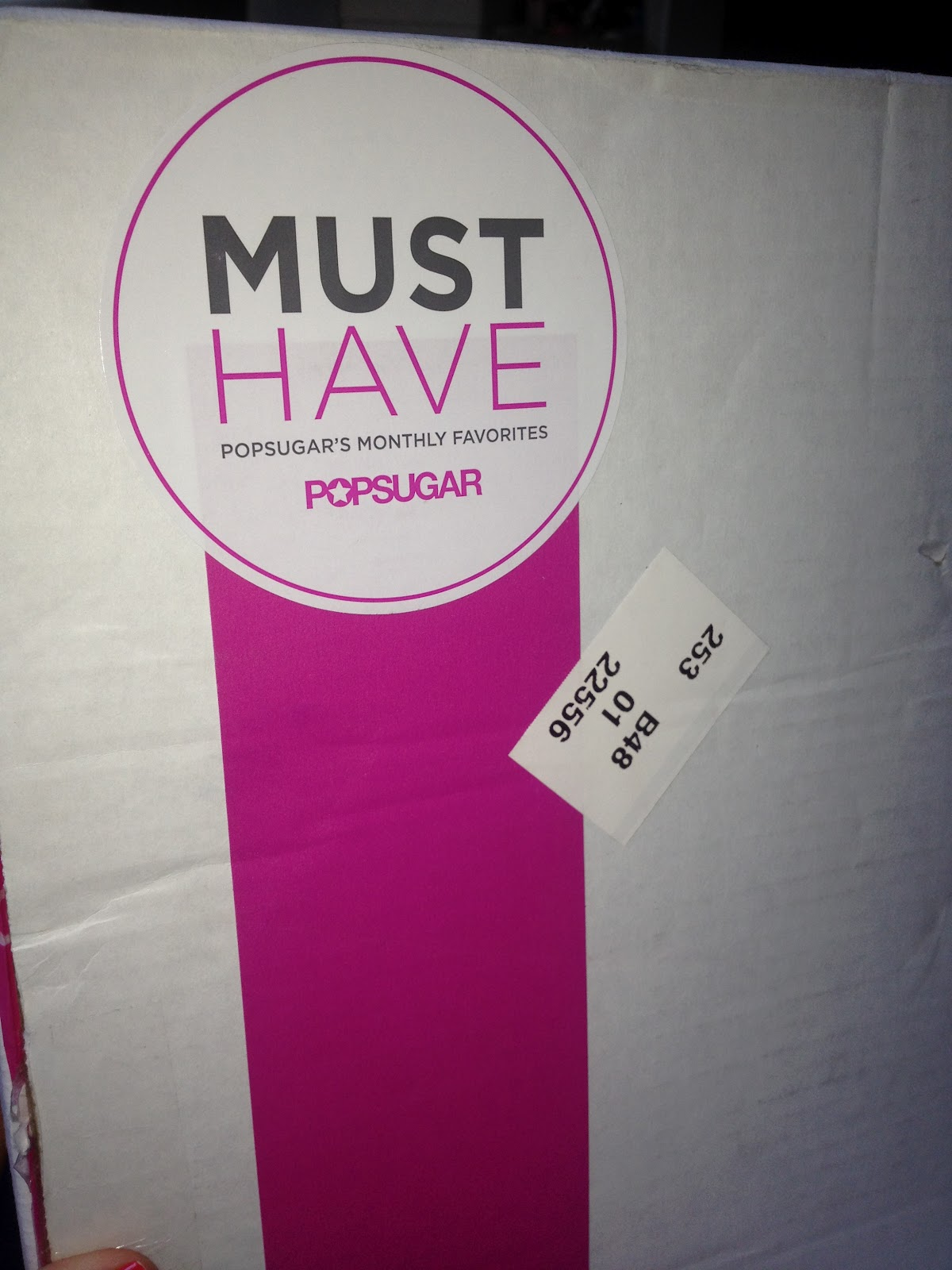Popsugar Must Have Resort Box Review: Dead Men Break No Hearts: POPSUGAR Must Have Box- August