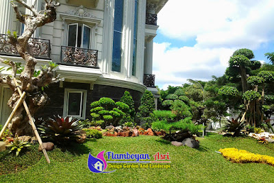 Desain Tukang Taman Minmalis Surabaya