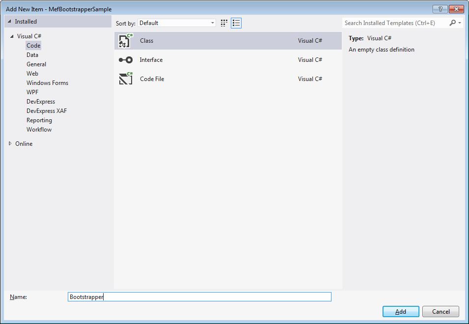 Developer's Notes: Введение в Prism 5  Работа с загрузчиком